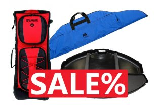 Quivers, Bags & Cases %