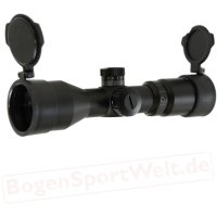 Additional scope incl. 19mm mounting rings