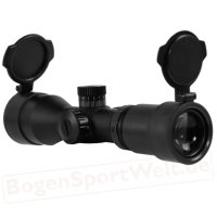 Scope incl. 19mm mounting rings