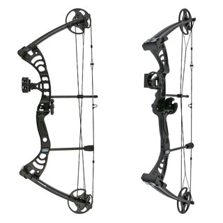 DRAKE Gecko RTS - 30-55 lbs - Compound Bow - Colour: Black