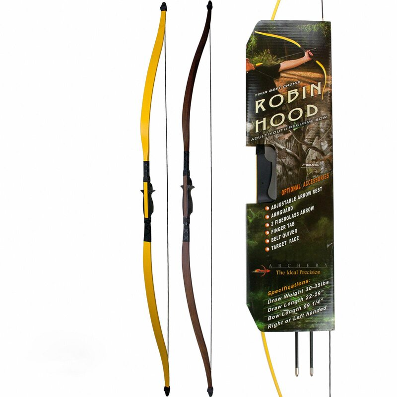 STRONGBOW Robin Hood - Recurvebogenset - 30-35 lbs