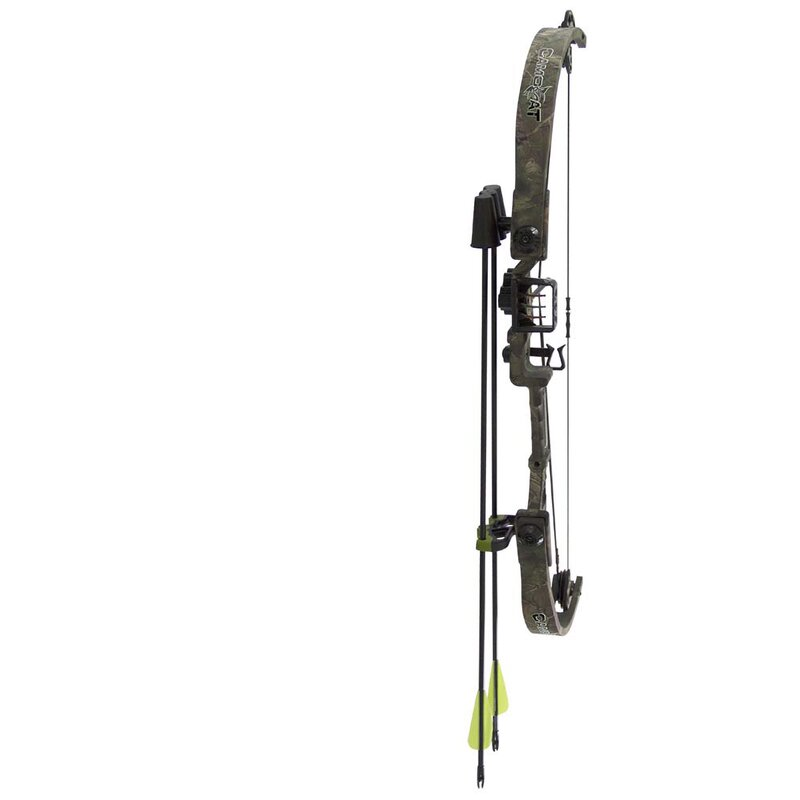 BARNETT Brotherhood Camocat - 17-22 lbs