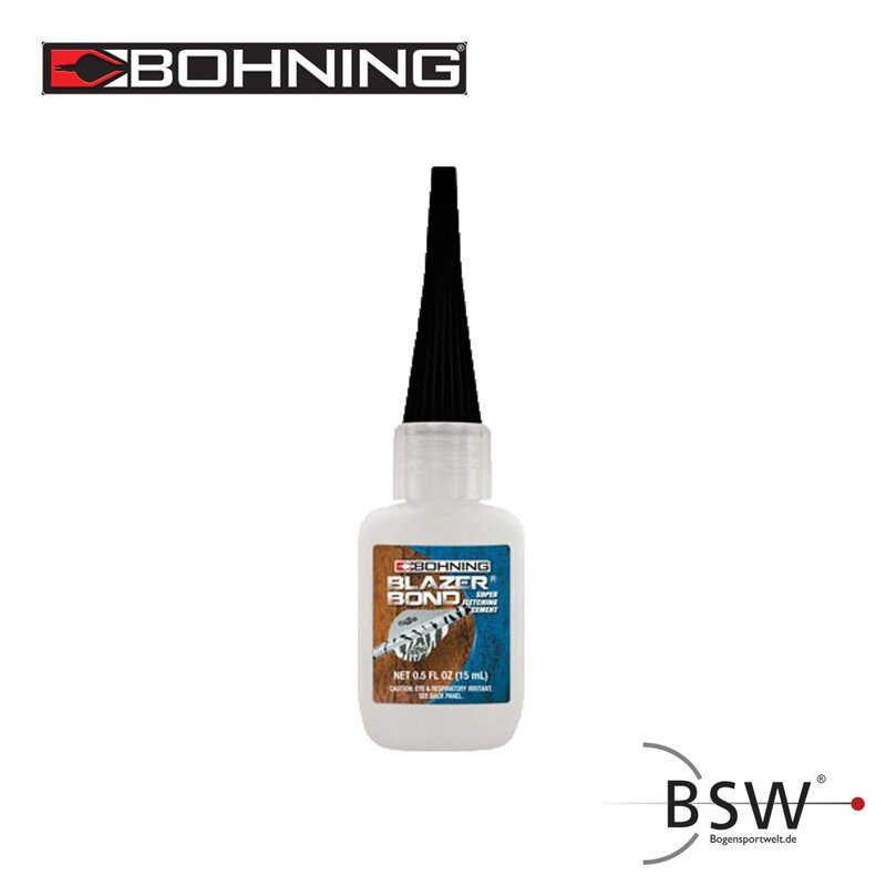 BOHNING Blazer Bond - Glue - 1/2 fl.oz - 15g