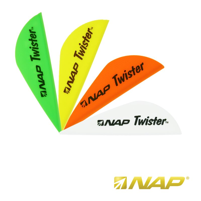 NAP Twister Vanes - 2 - various Colors