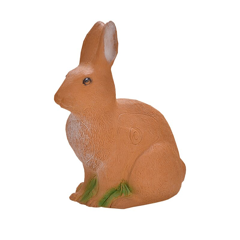 IBB 3D Brown Hare - straight sitting