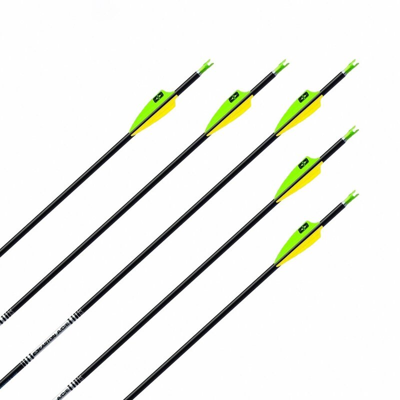 Complete Arrow | EASTON A/C/E - Aluminium-Carbon