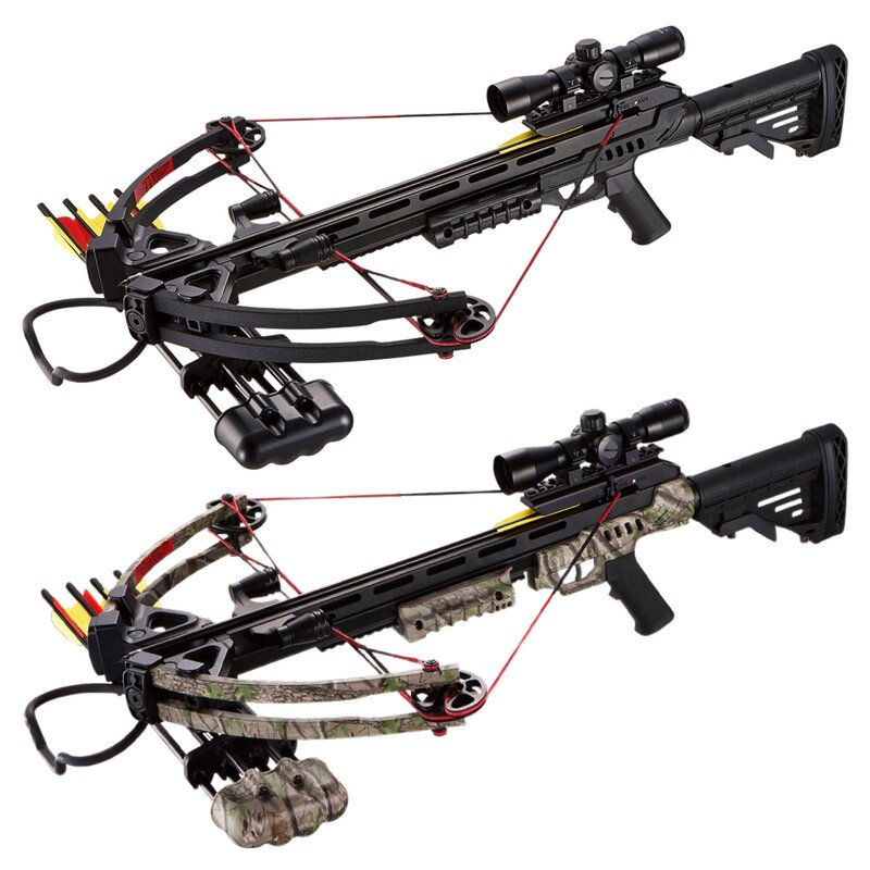 SET X-BOW Wasp - 185 lbs / 370 fps - Compound Crossbow