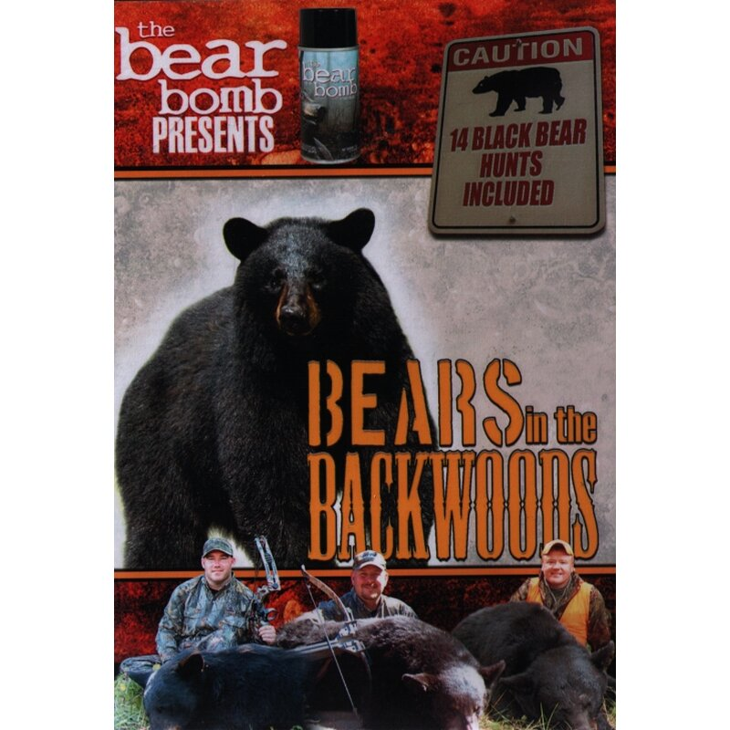 DVD - EXCALIBUR - Bears in the Backwoods 3