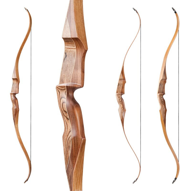 SET SAMICK Spikeman - 60 - 30-50 lbs - Recurve Hunting Bow