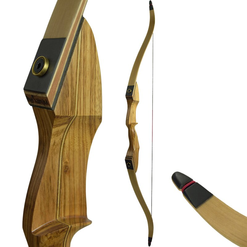 Harvest Clear - Take Down - 60 - Recurve Bow - 35-60 lbs