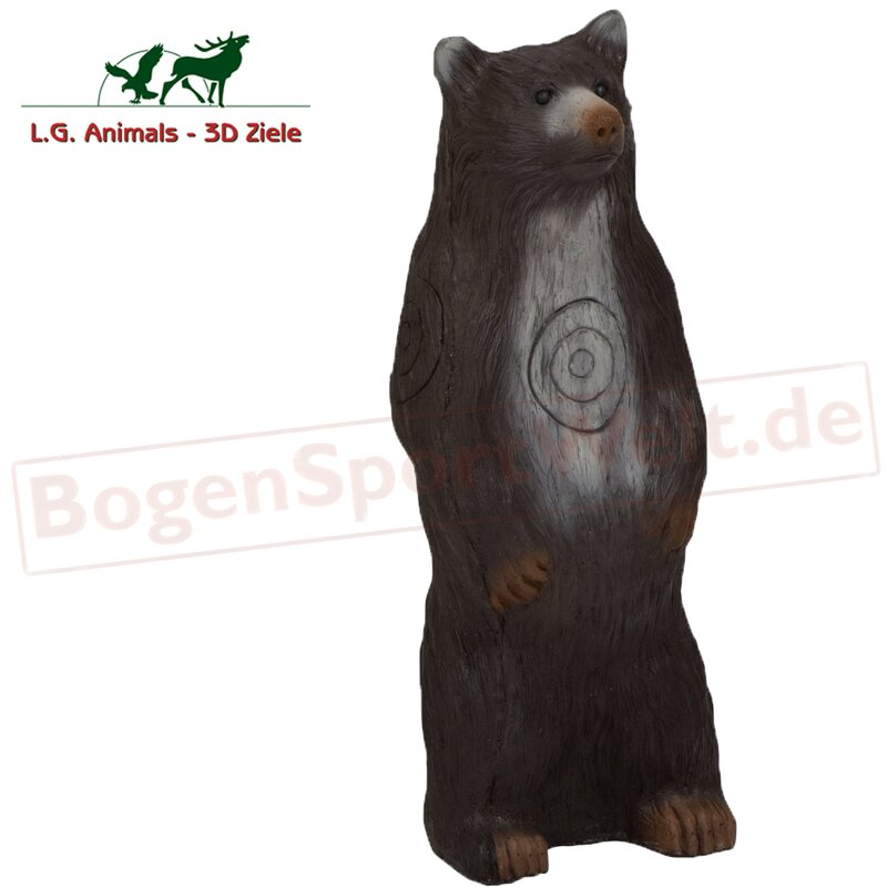 LEITOLD Small Brown Bear