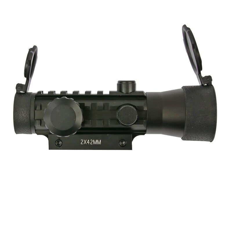 OPTACS 2x42 - Red / Green Dot