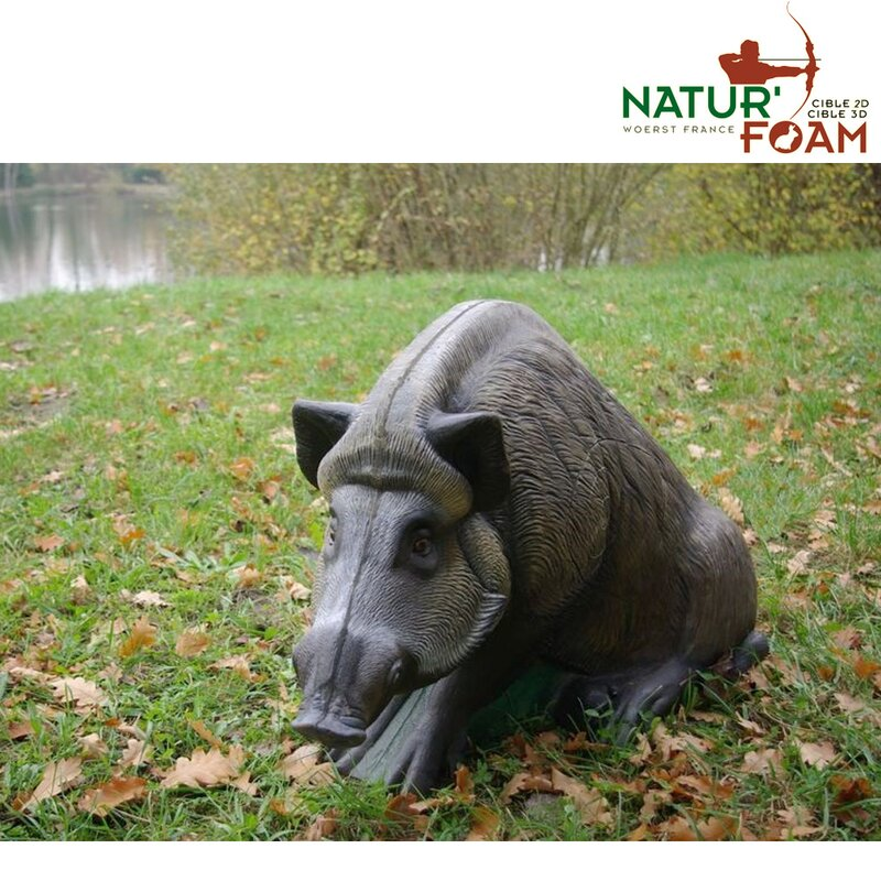 NATURFOAM Boar - sitting