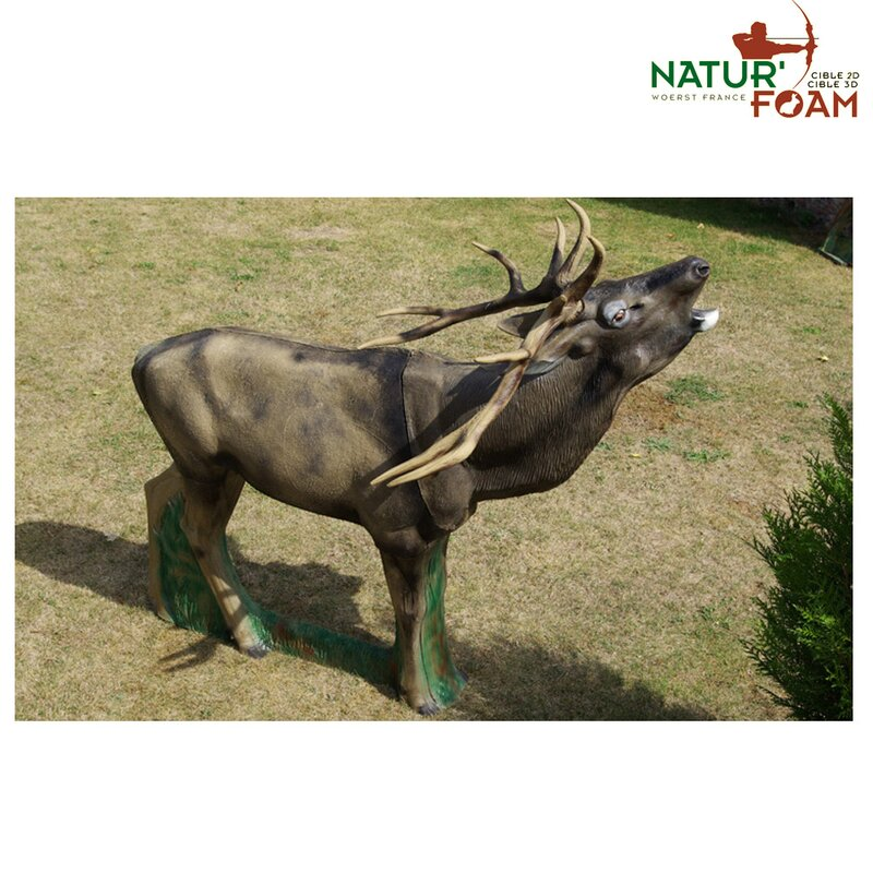 NATURFOAM Deer - belling [Forwarding Agent]