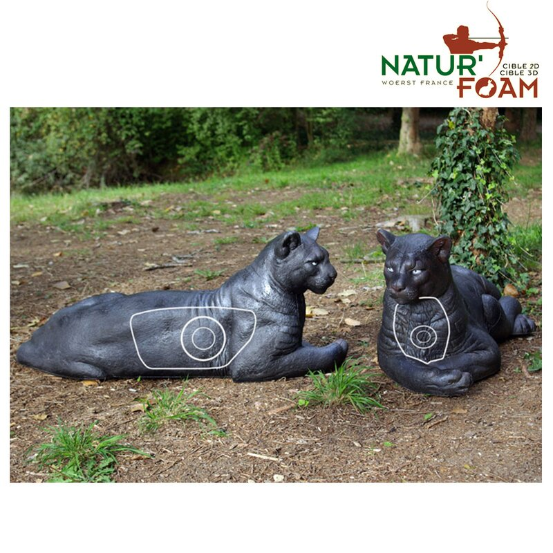 NATURFOAM Black Panther