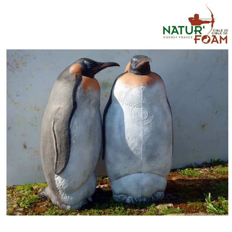 NATURFOAM Kaiserpinguin