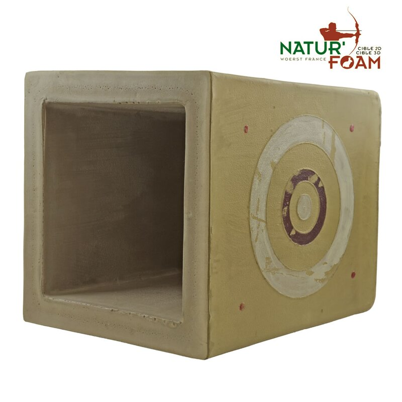 NATURFOAM Quader
