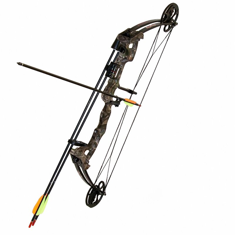 BARNETT Vortex Compoundbogen - 19-45 lbs - im Set