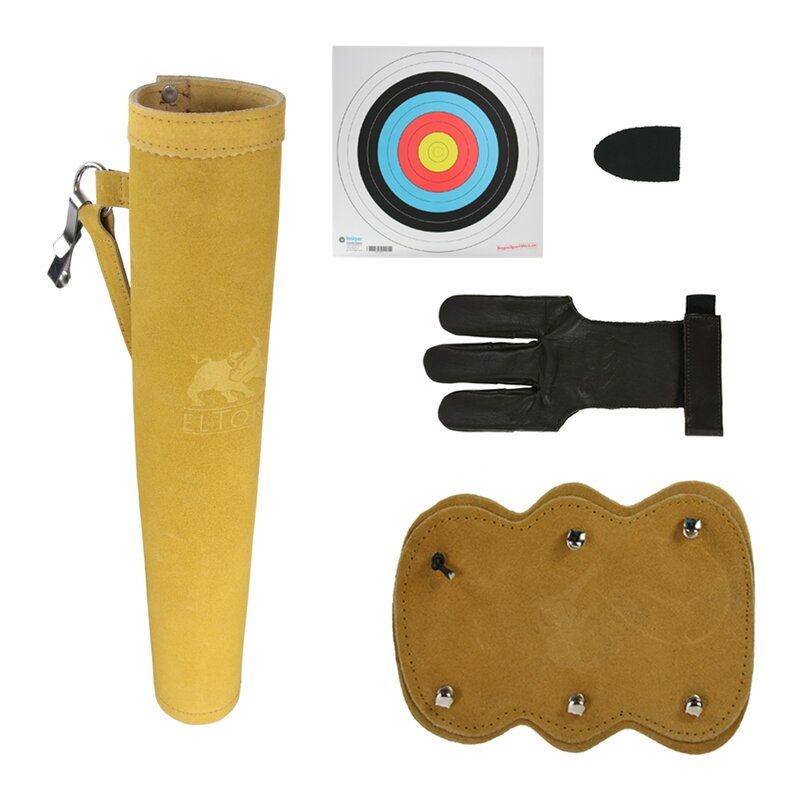 Traditional-Set III - Accessory Kit for Recurve- or Longbows
