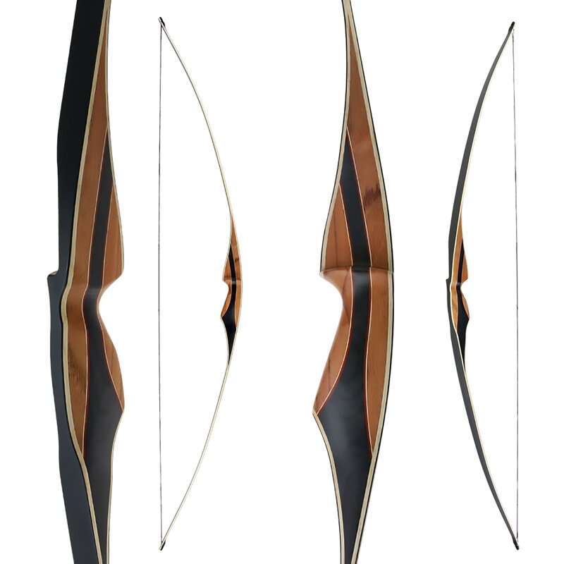 SET RAGIM Red Hawk - 68 - 20-60 lbs - Longbow