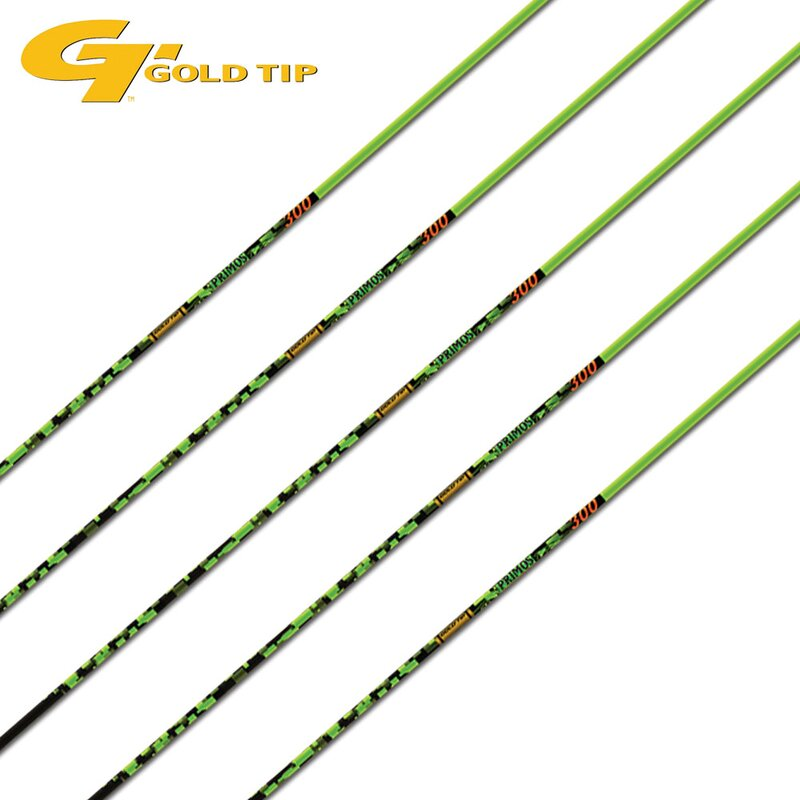 Shaft | GOLDTIP Team Primos - Carbon - incl. Accu-Lite Nock and Insert