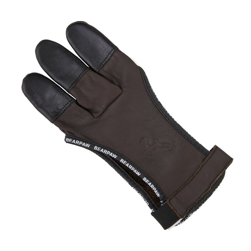 BEARPAW Shooting Glove Deerskin Glove