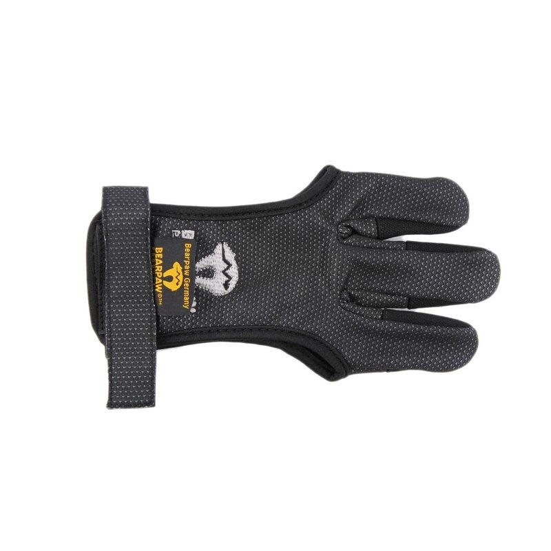 BEARPAW Shooting Glove Black Glove
