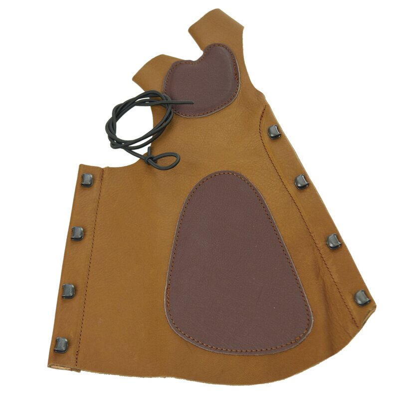 BEIER Combination Hand Protection in Cognac-Brown