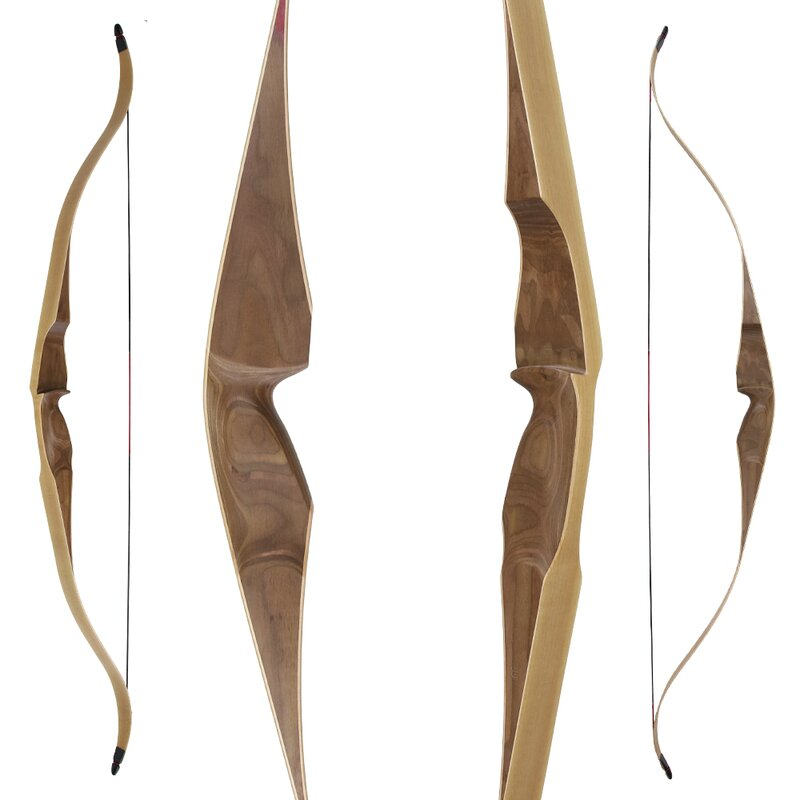 SET OAK RIDGE Black Forest - 60 - 30-60 Ibs - Recurve Bow
