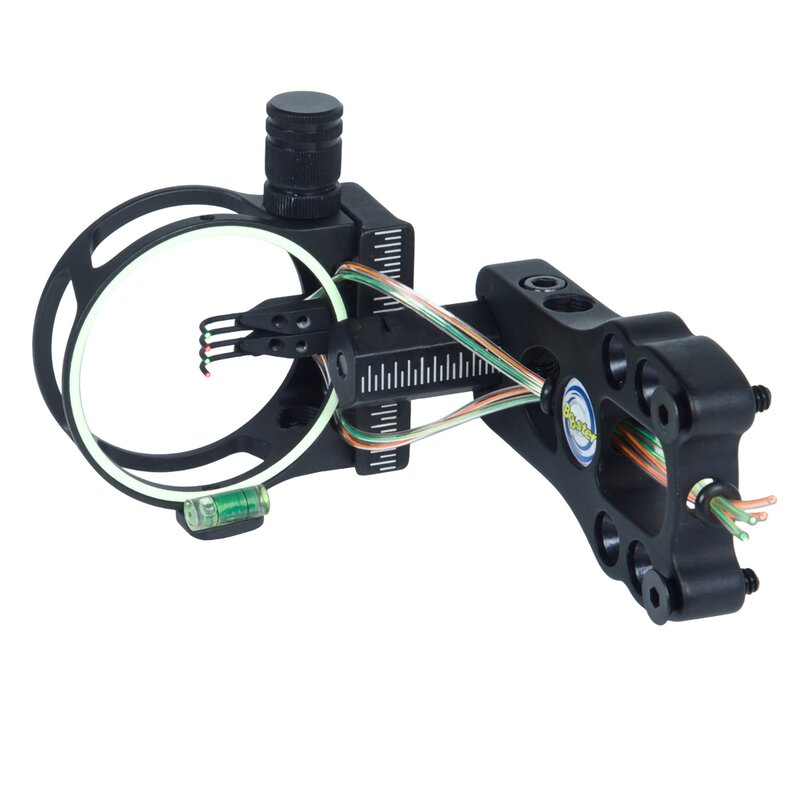 BOOSTER 4 Pin Hunting Sight - .019 - including Illumination