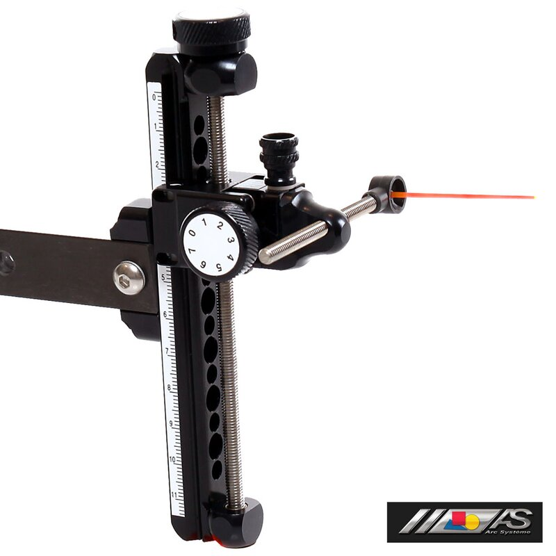 ARC SYSTEME SX 10 Evolution - Recurve Bow-Sight