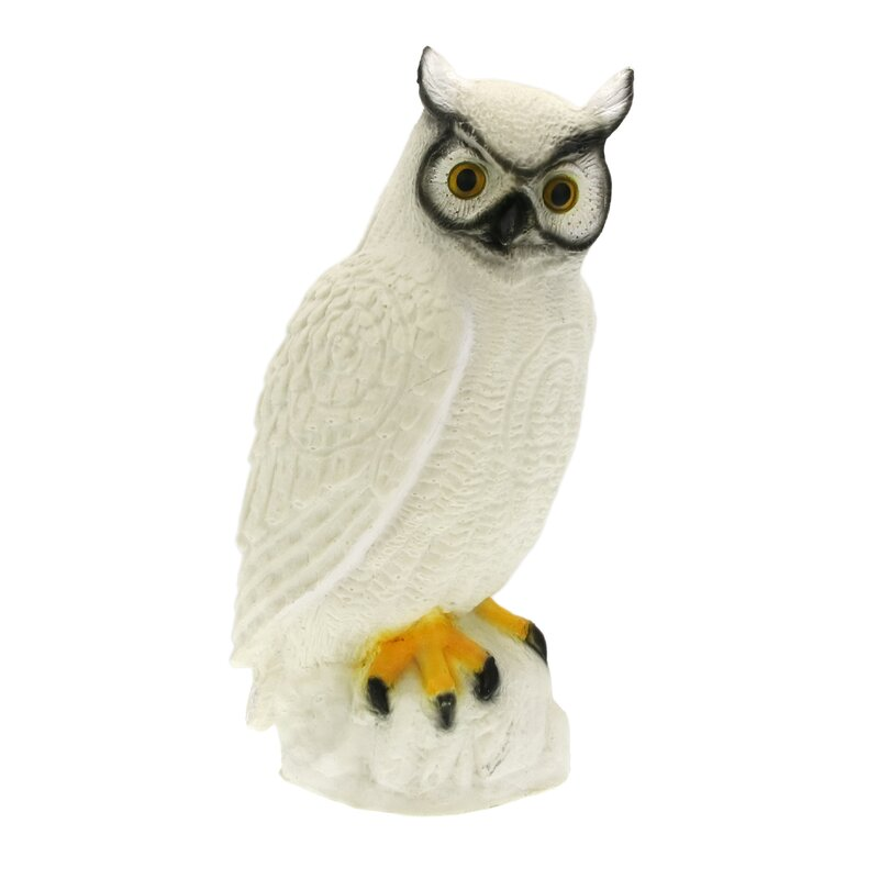 CENTER-POINT 3D Snow Owl - Made in Germany