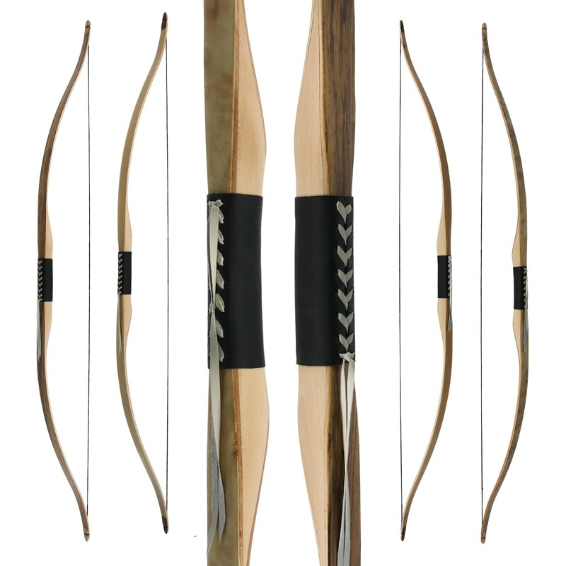 DRAKE Athling - 70 or 74 - 26-60 lbs - Hybrid Bow