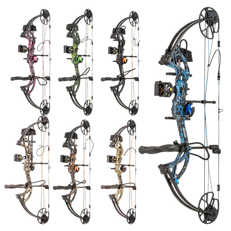 2019 FRED BEAR ARCHERY Compound Bow Cruzer G-2 RTH