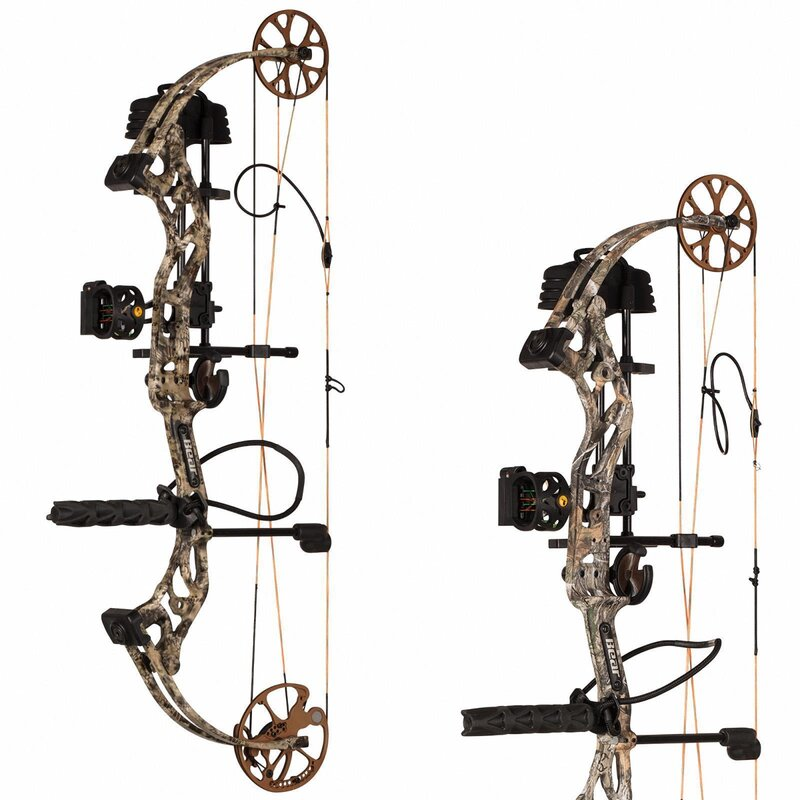 2020 FRED BEAR ARCHERY Compound Bow Prowess RTH