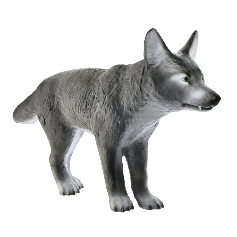CENTER-POINT 3D Small Wolf - Made in Germany