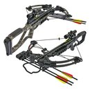 SET X-BOW Scorpion II - 370 fps / 185 lbs - Compound Crossbow