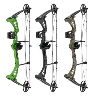 [SPECIAL] DRAKE Gecko RTS - 30-55 lbs - Compound Bow