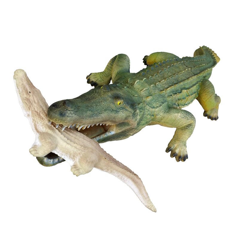ELEVEN Target 3D Crocodile with Insert [Forwarding Agent]