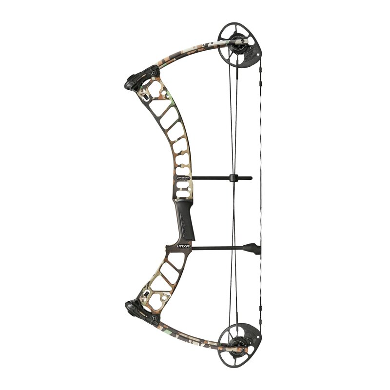 2019 MISSION Compound Bow MXR