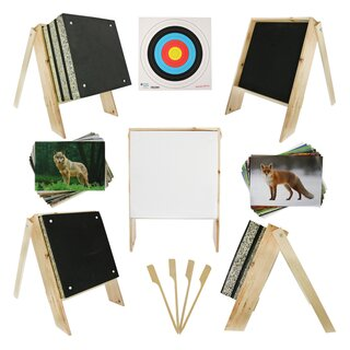SET for CROSSBOWS | Foam Target for Crossbows - incl....