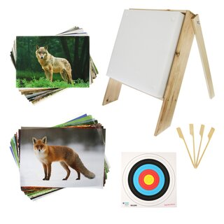 SET for CROSSBOWS | Foam Target Switch - 60x60x20cm -...