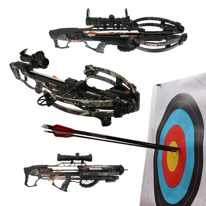 Zeroing Service for RAVIN Crossbows