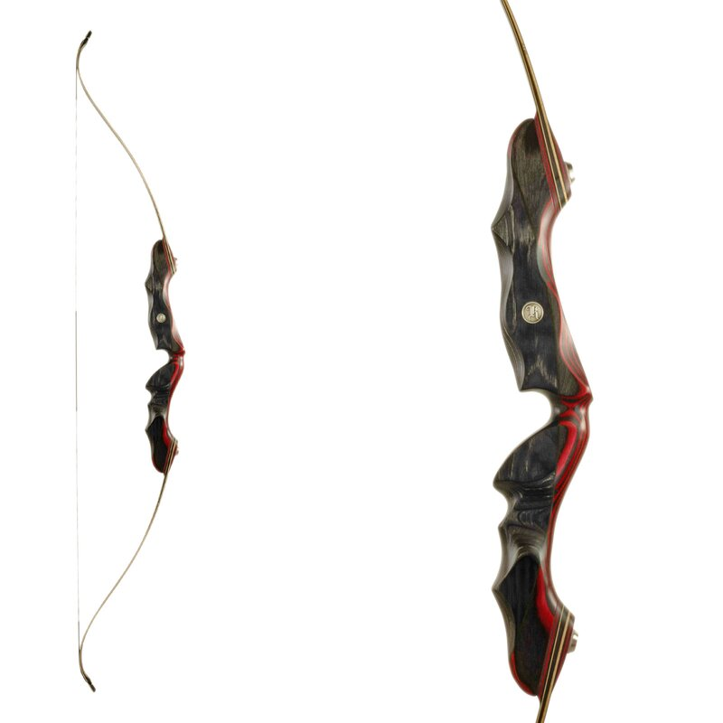 EK Archery Take Down Recurve Bow Left Handed