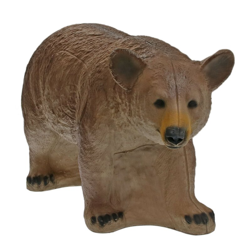 CENTER-POINT 3D Brown Bear