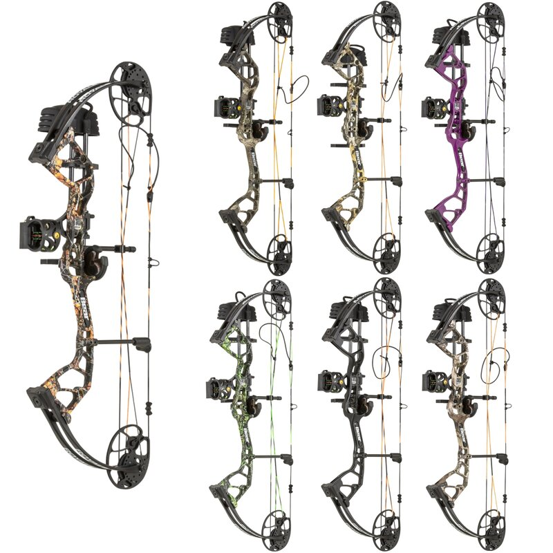 2020 FRED BEAR ARCHERY Compound Bow Royale RTH