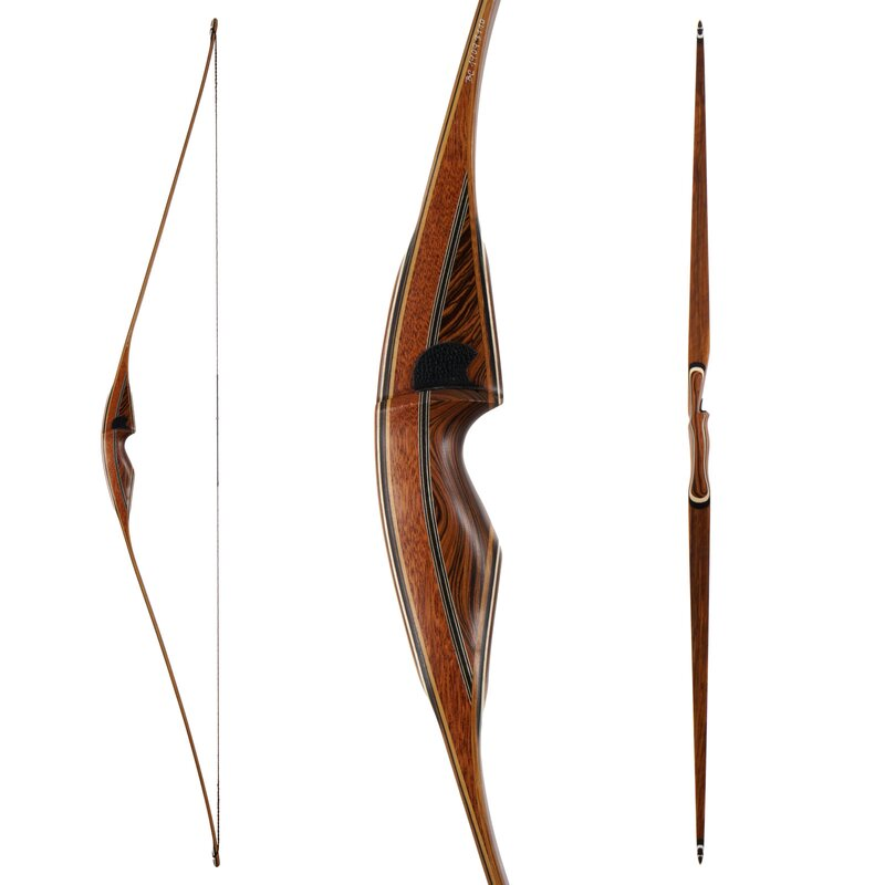 BODNIK BOWS Quick Stick - 60 - 25-60 lbs - Longbow - by Bearpaw