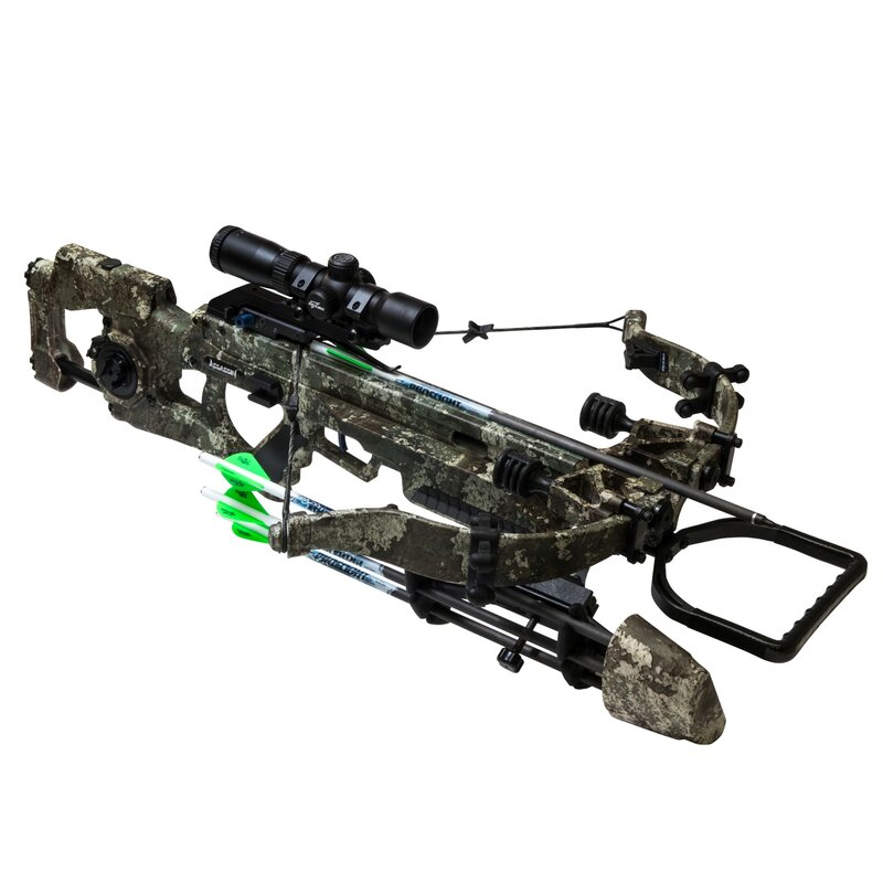 EXCALIBUR Micro Assassin 400 TD - 325 lbs / 400 fps - Realtree Edge