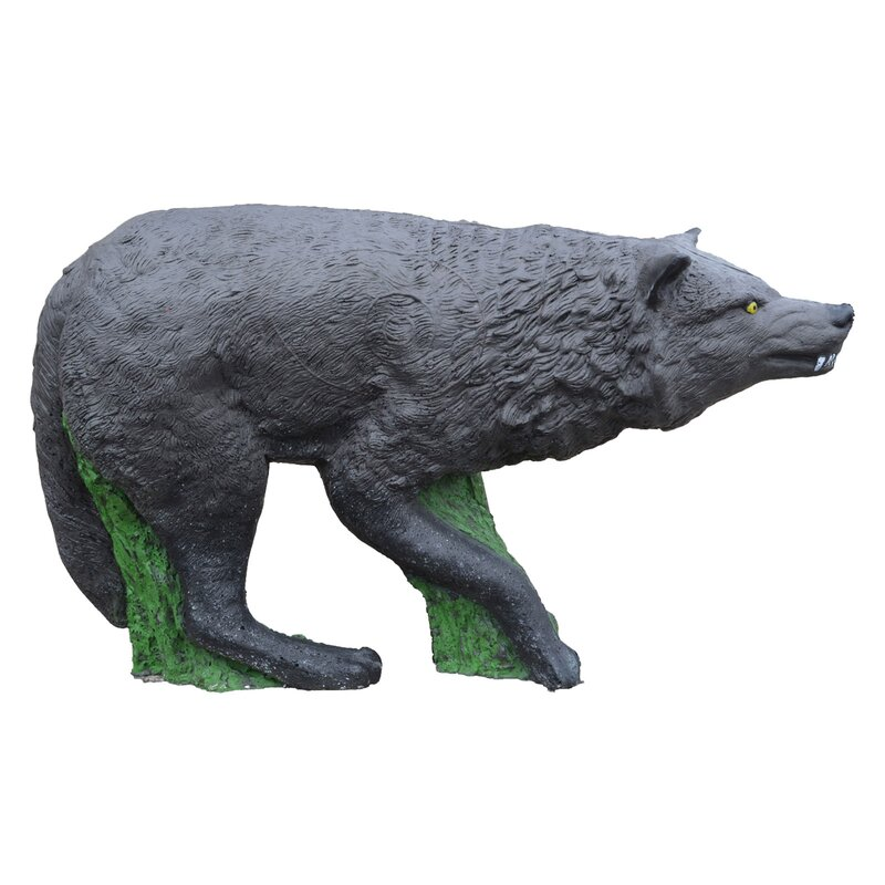 IBB 3D Timber Wolf