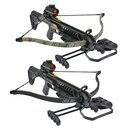 X-BOW Black Spider II - 245 fps / 175 lbs - Recurve crossbow